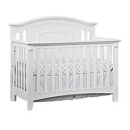 Oxford Baby Willowbrook 4-in-1 Convertible Crib in White