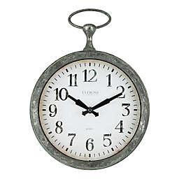 La Crosse Technology 9-Inch Pocket Watch Clock
