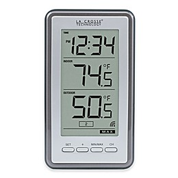 La Crosse Technology 5-Inch Wireless Thermometer
