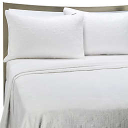 KAS® White Squared Quilt
