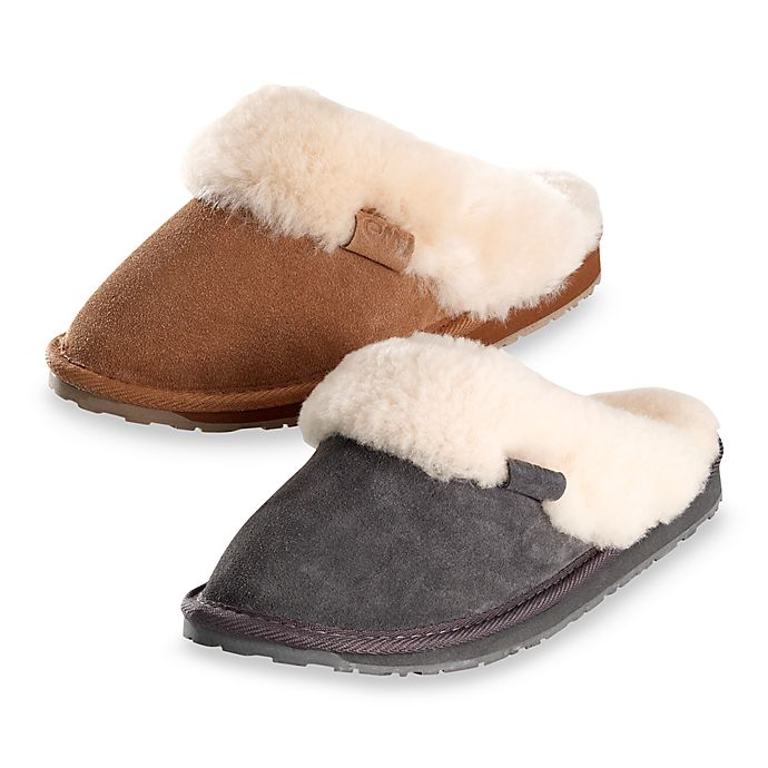 6408198318 EMU Australia® Women's Jolie Slippers | Bed Bath & Beyond