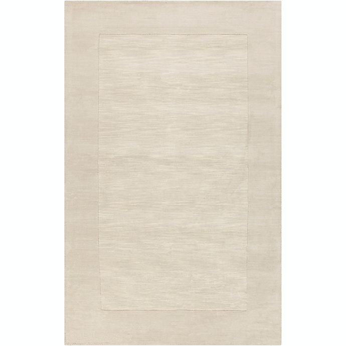 Alternate image 1 for Surya Mystique Classic Solid 9' x 13' Area Rug in Neutral