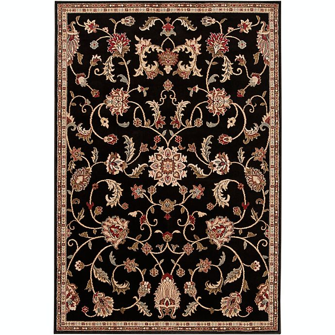 Alternate image 1 for Surya Riley Classic Floral Rug