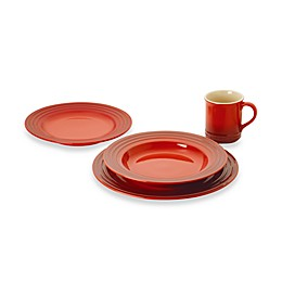 Le Creuset® Dinnerware Collection in Cherry