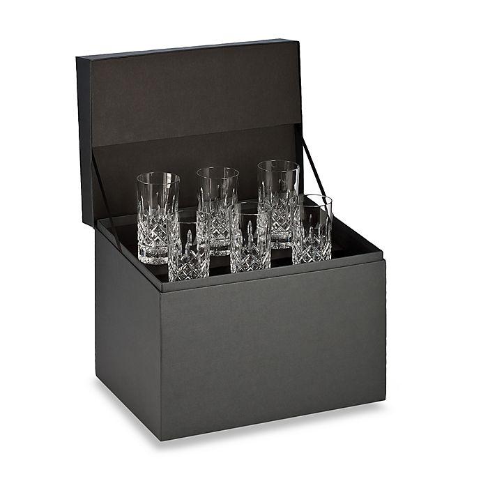 Alternate image 1 for Waterford® Lismore Highball Deluxe Gift Box Buy 5 Get 6 Value Set