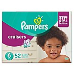 Pampers® Cruisers 52-Count Size 6 Super Pack Diapers