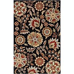 Surya Athena Floral Botanical Hand Tufted Rug