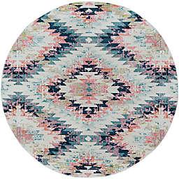 Surya Anika Bohemian 7' 10 Multicolor Area Rug