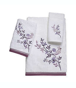 Toalla fingertip de algodón Avanti Premier Whisper® color blanco
