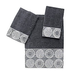 Avanti Galaxy Bath Towel Collection in Granite