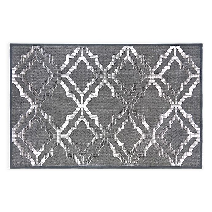 Alternate image 1 for Norfolk 2'6 x 4' Washable Accent Rug