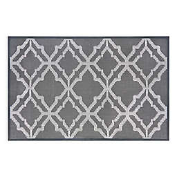 Norfolk 2'6 x 4' Washable Accent Rug