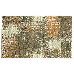 Bacova Cashlon 1'8 x 2'8 Accent Rug in Yellow