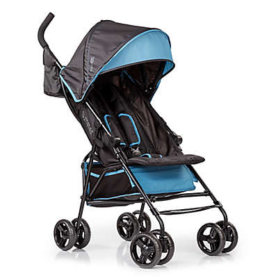 Summer Infant® 3Dmini™ Convenience Stroller in Black/Blue