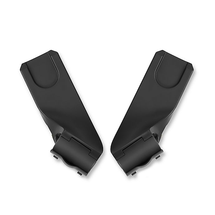 Alternate image 1 for Cybex Eezy S Ifant Car Seat Adaptors in Black