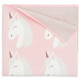 Elegant Baby® Luna the Unicorn Blanket