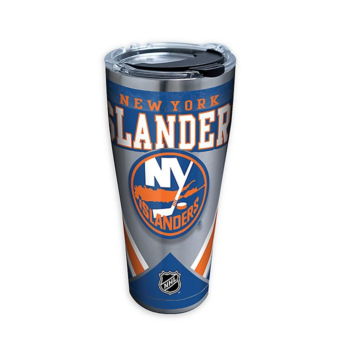 Alternate image 1 for Tervis® NHL New York Islanders 30 oz. Stainless Steel Tumbler with Lid