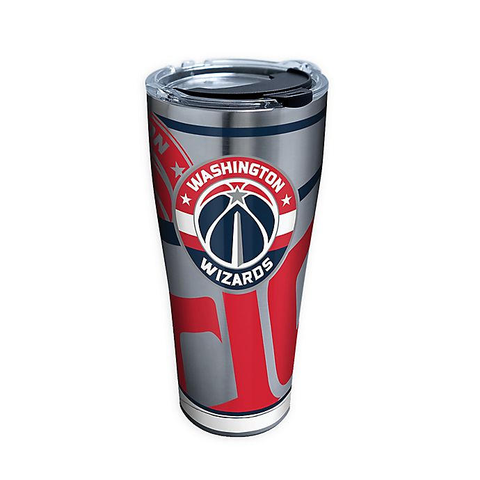 Alternate image 1 for Tervis® NBA Washington Wizards Paint 30 oz. Stainless Steel Tumbler with Lid