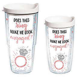 Tervis® Ring Make Me Look Engaged Wrap Tumler with Lid