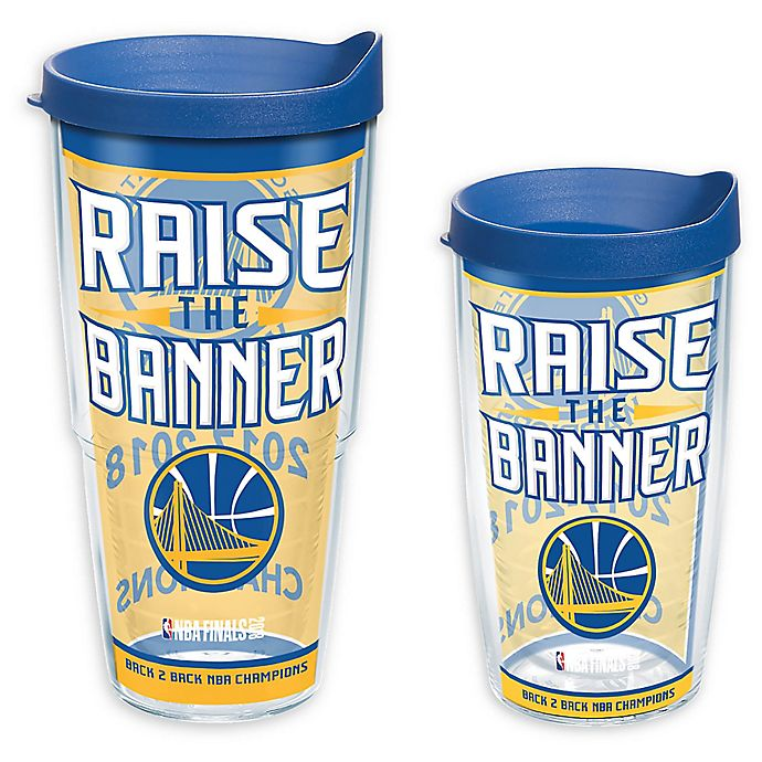 1461d97a7 Tervis® NBA Golden State Warriors 2018 Champs Wrap Tumbler with Lid ...