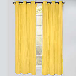 Crayola® Solid Grommet Blackout Window Curtain Panel