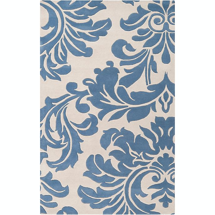 Alternate image 1 for Surya Athena Medallion 10' x 14' Hand Tufted Area Rug in Blue