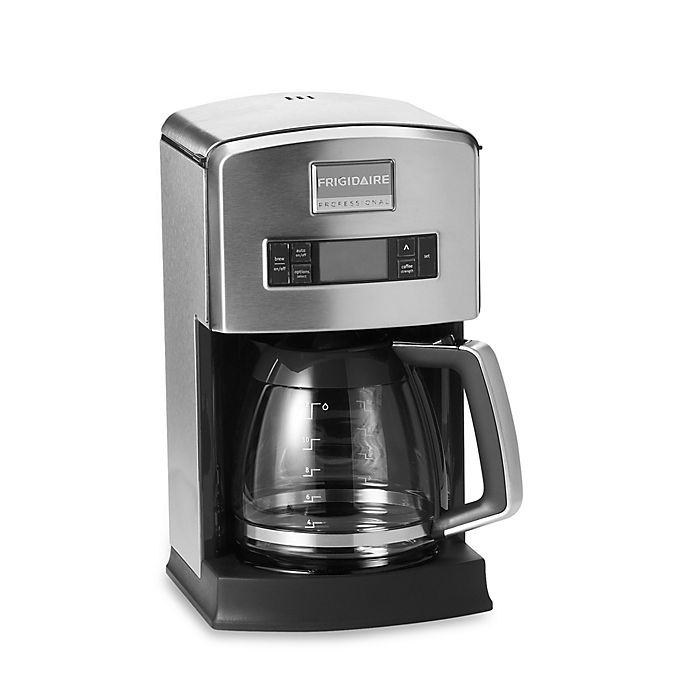 Frigidaire Professional 12 Cup Drip Coffee Maker Bed Bath Beyond