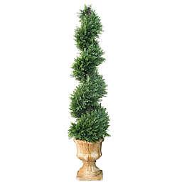 National Tree Company 54-Inch Artificial Slim Juniper Spiral