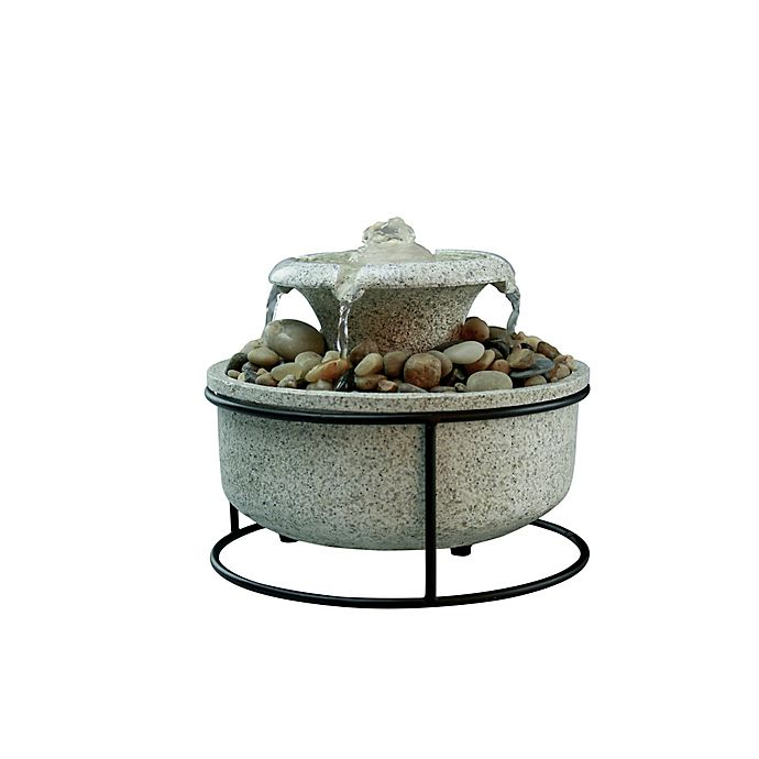 Alternate image 1 for Mirra Euphoria Relaxation Fountain in Natural