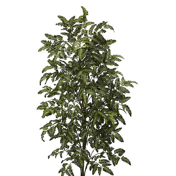Alternate image 1 for Nearly Natural 5-Foot Bracken Fern Artificial Plant
