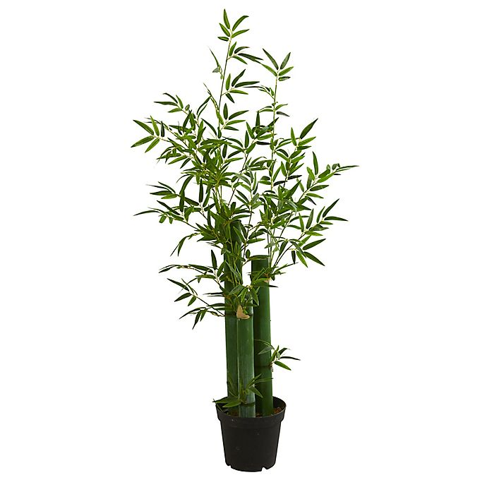 Alternate image 1 for Nearly Natural 5-Foot Bamboo Tree