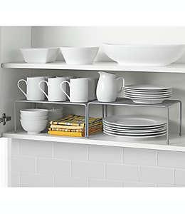 Organizador para estantes .ORG™, expandible de metal