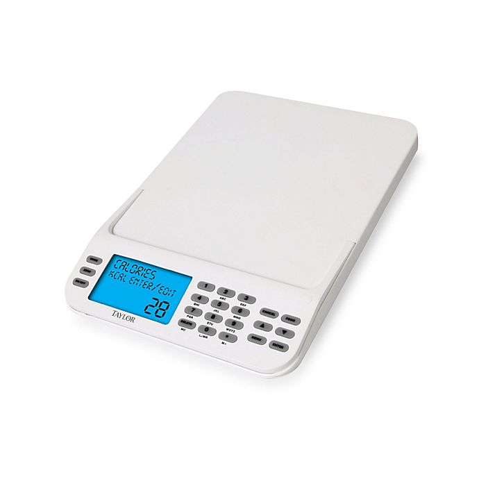 Biggest Loser 11 Pound Digital Scale With Calmax Feature Bed Bath