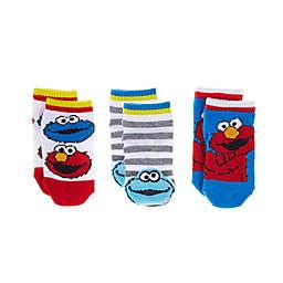 Sesame Street® 3-Pack ABC Rattle Socks
