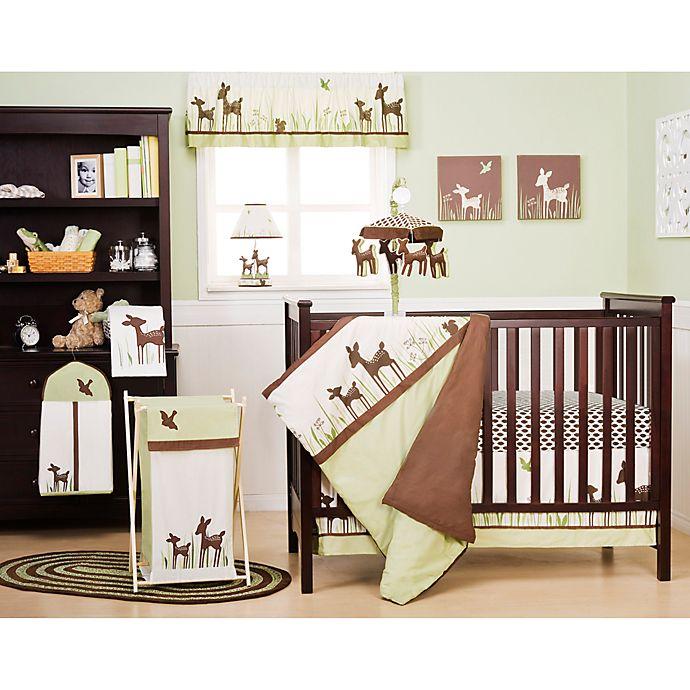 Alternate image 1 for kidsline™ Willow 4-Piece Crib Bedding Set