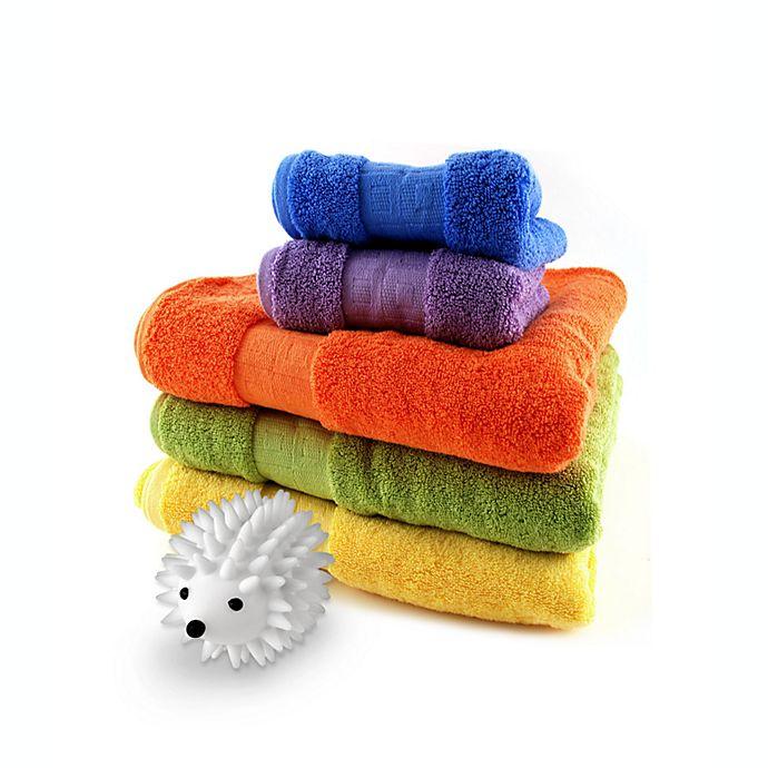 Alternate image 1 for Kikkerland® Hedgehog Dryer Balls (Set of 2)