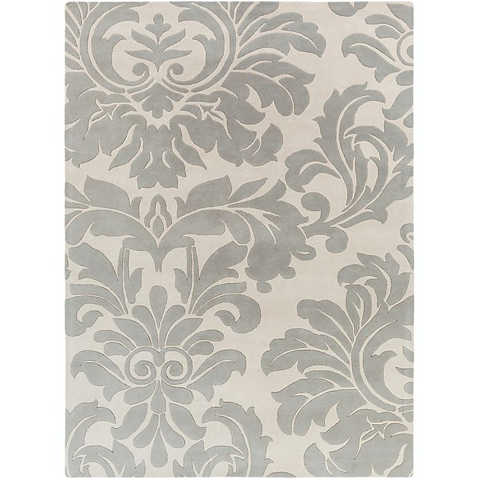Alternate image 1 for Surya Athena Medallion 8' x 11' Hand Tufted Area Rug in Taupe/Gold