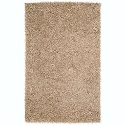 Surya Vivid Shag 9' x 13' Area Rug in Wheat