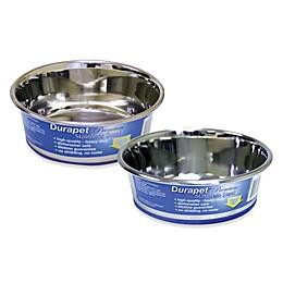 Durapet® Premium Stainless Steel Pet Bowl