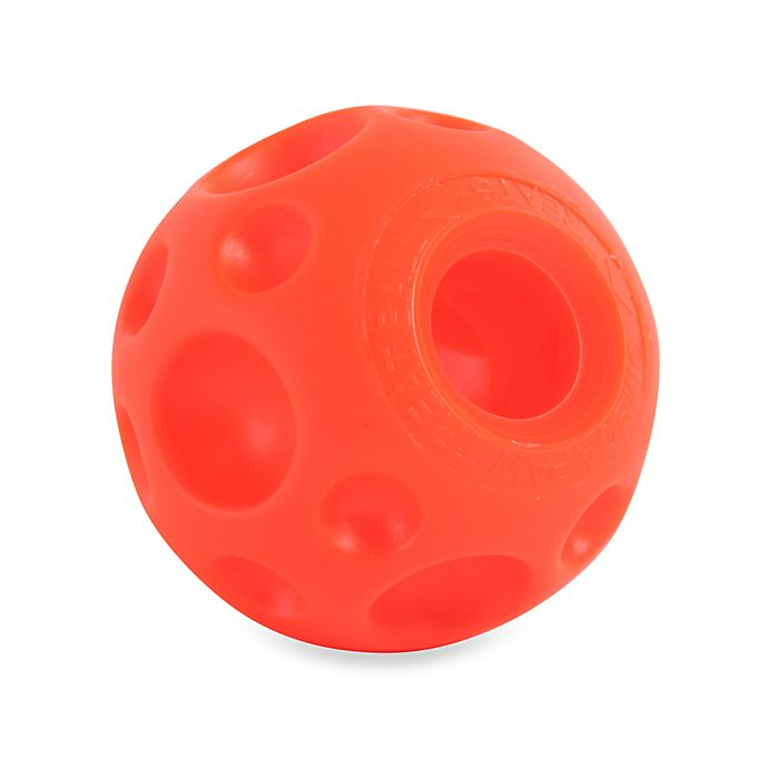 Alternate image 1 for Omega Paw Tricky Treat™ Small Ball for Dogs