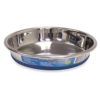 Durapet® 8-Ounce Premium Stainless Steel Cat Dish