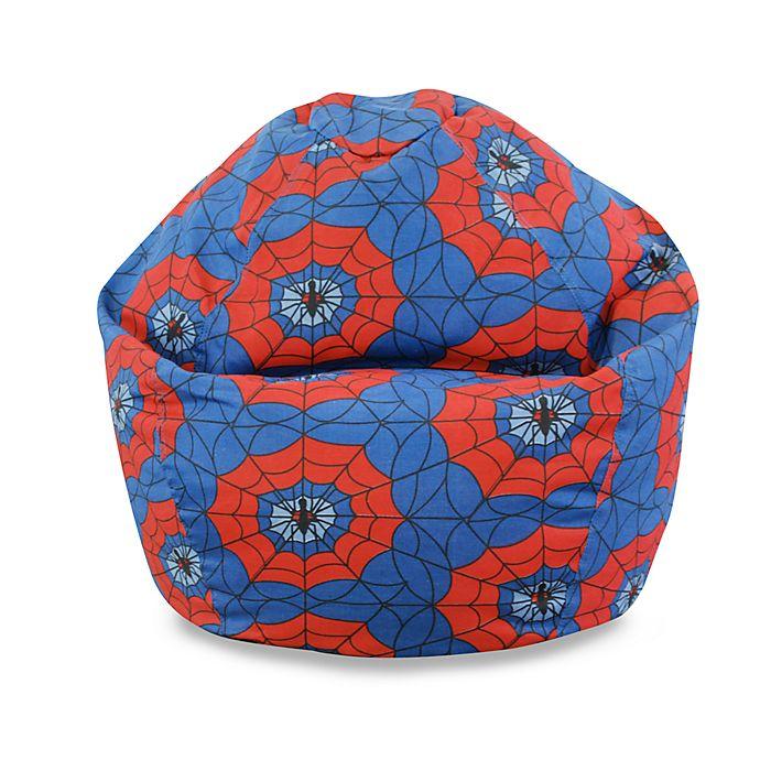 Stupendous Junior Spider Web Bean Bag Chair Cover Bed Bath Beyond Ibusinesslaw Wood Chair Design Ideas Ibusinesslaworg