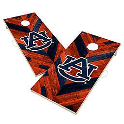 Auburn University Tigers Herringbone Cornhole Set