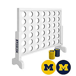 University of Michigan Wolverines Victory 4 Game