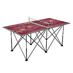 Arizona State University Sun Devils Pop Up Table Tennis Set