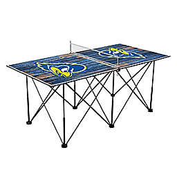 University of Delaware Blue Hens Pop Up Table Tennis Set