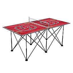 North Carolina State University Wolfpack Pop Up Table Tennis Set