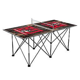Boston University Terriers Pop Up Table Tennis Set