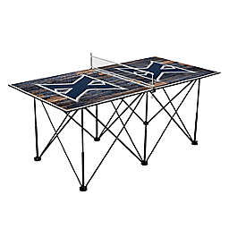 Xavier University Musketeers Pop Up Table Tennis Set