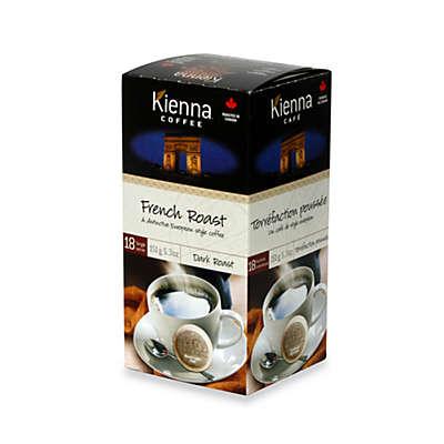 Kienna™ Coffee Pods (18 Count) - French Dark Roast Coffee